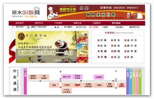 【ASP源码】分享一个订餐网整站程序