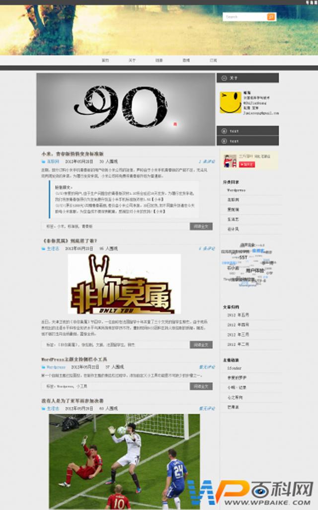 【wp主题市场】58套vip精品付费模板