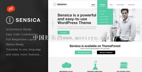 【企业主题】Sensica