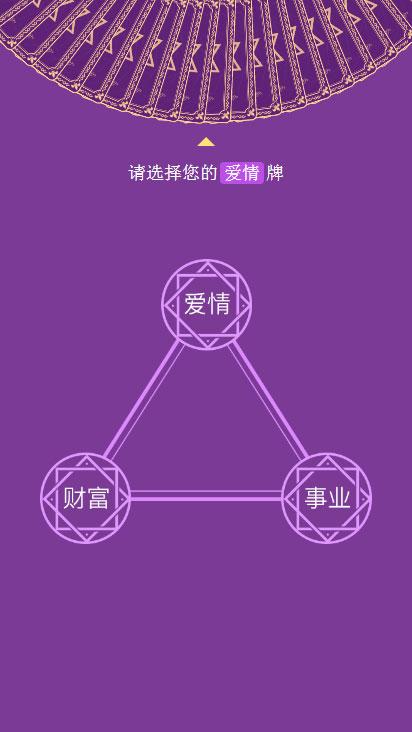 PHP独立后台塔罗牌占卜爱情塔罗牌源码