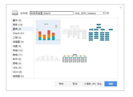 流程图绘制软件Drawio v13.6.2 单文件版